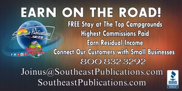 Have Fun Earn Money While You RV Around the Nation!