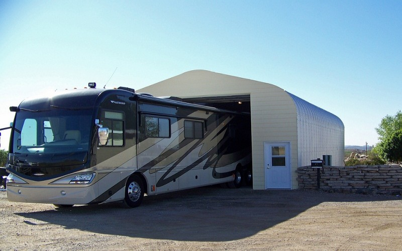 Selecting the Right RV Storage Facility | RV Living | MobileRVing Blogs