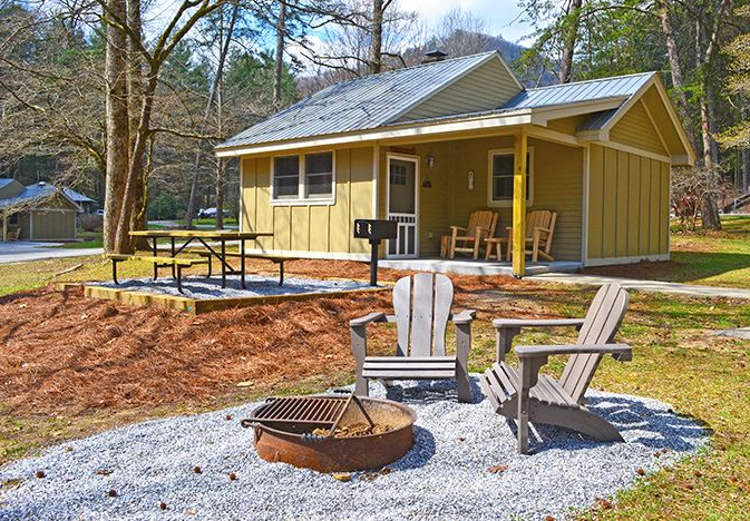 Vogel State Park in Blairsville, Georgia | Amenities