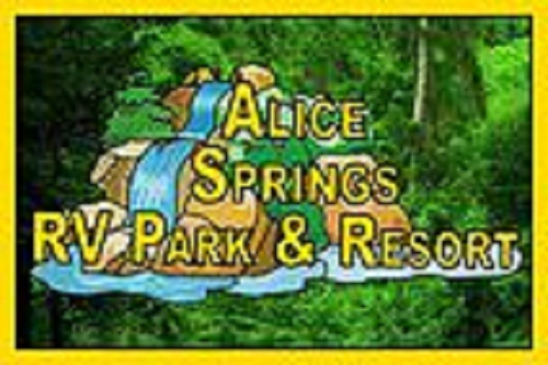 Alice Springs RV Park and Resort Logo