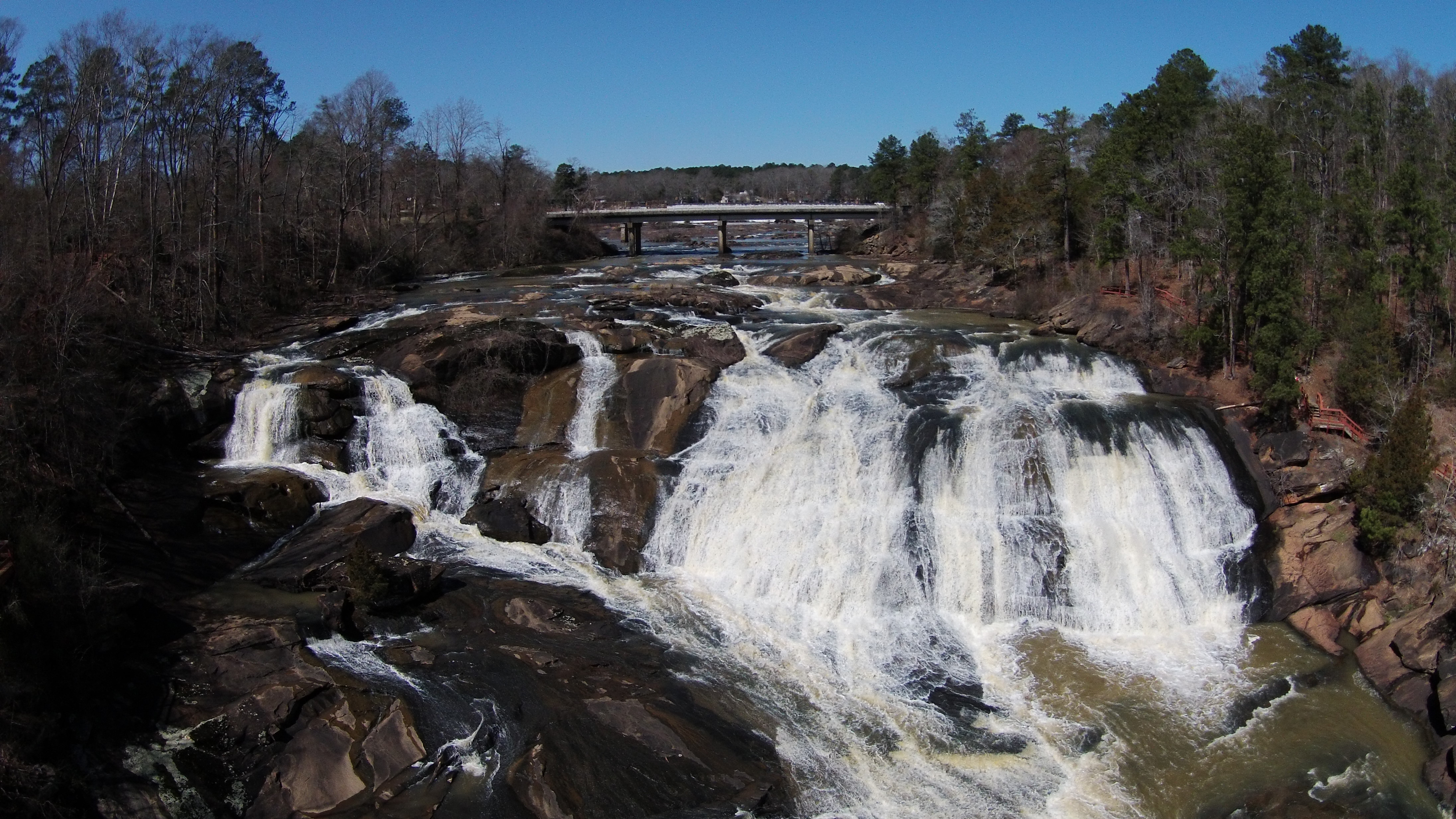 High Falls State Park Find Campgrounds Near Jackson