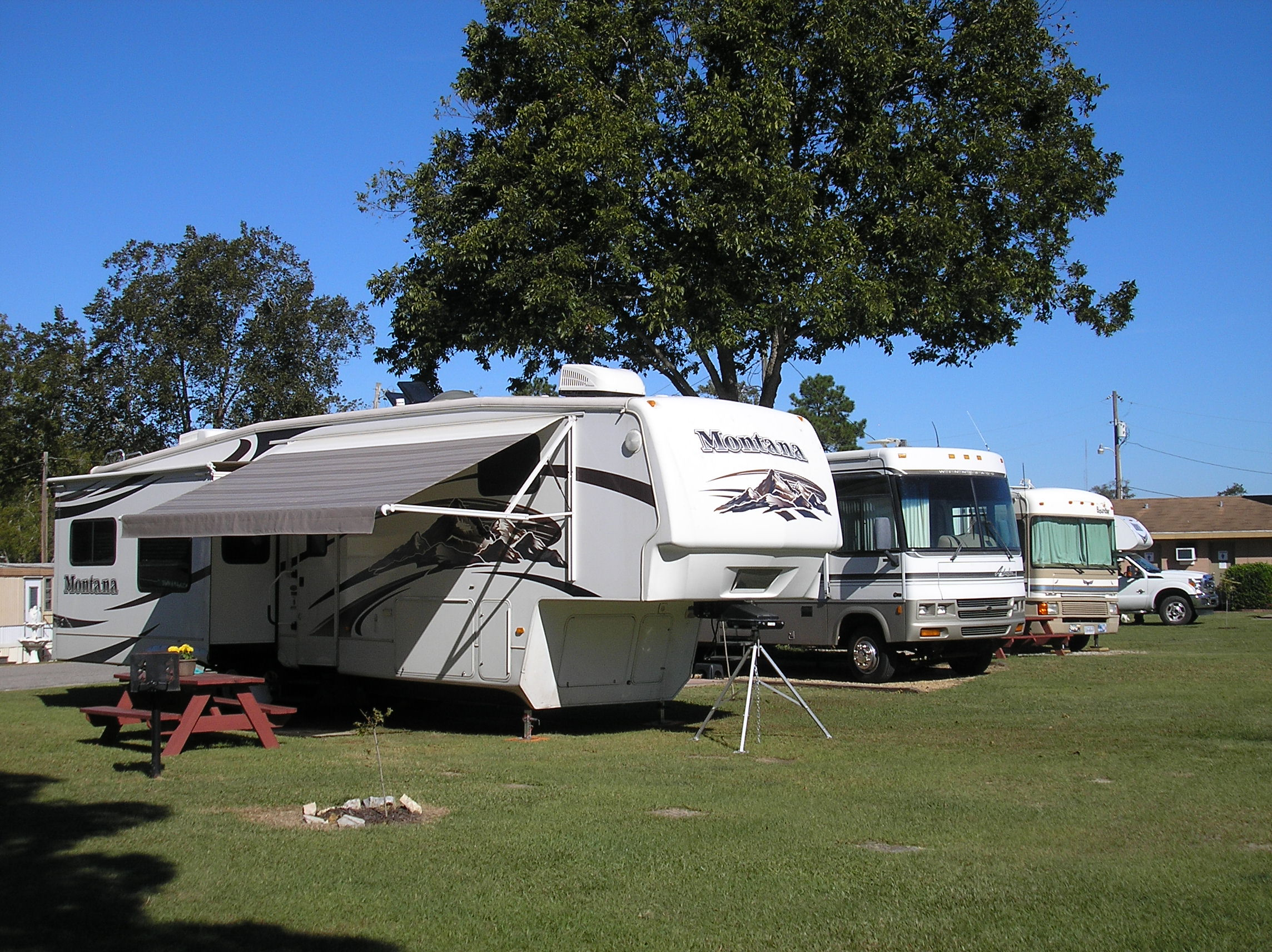 Cherry Blossom RV Park Is A Quiet Family Friendly And Mobile Home In Close Proximity To The City Of Dothan National Peanut Festival