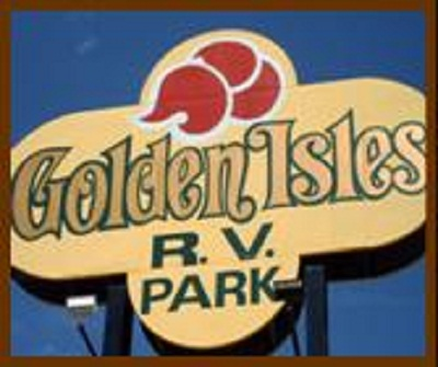 Golden Isles RV Park | Find Campgrounds Near Brunswick, Georgia | MobileRVing