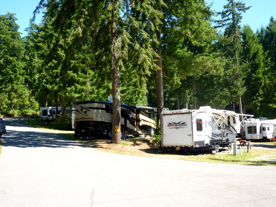 Gig harbor rv resort find campgrounds near gig harbor for Nearby campgrounds with cabins
