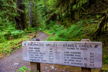 Graves Creek Campground - Olympic National Park in Port Angeles
