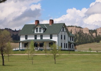 Historical Site At Fort Robinson [Courtesy/Fort Robinson State Park]