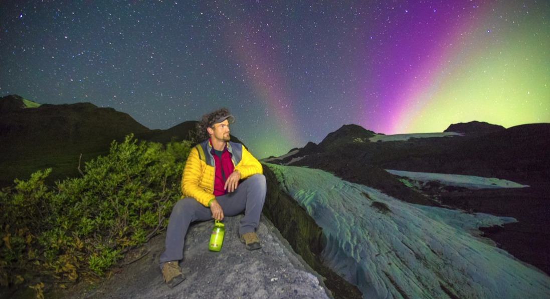 Watching The Northern Lights In Alaska [Photo Credit: Alaska Photography]