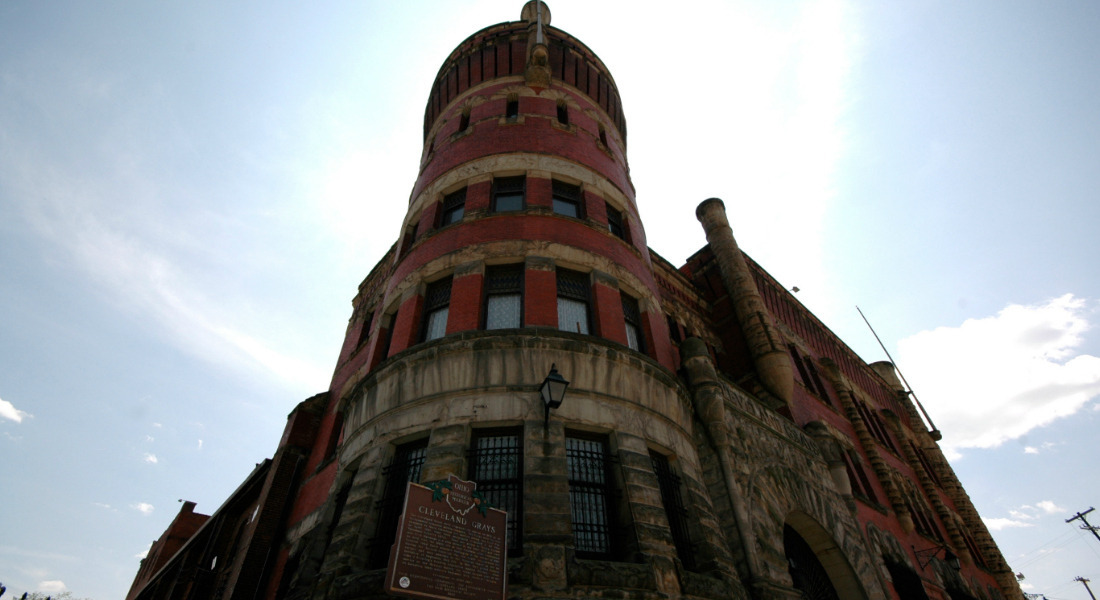 The Cleveland Grays Building [Courtesy/Grays Armory]