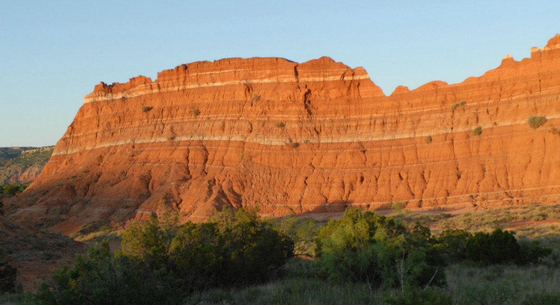 The Beautiful Palo Duro Canyon State Park [Courtesy/Palo Duro Canyon State Park]