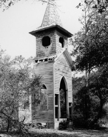 Methodist Church At False Cape [Courtesy/False Cape State Park Staff]