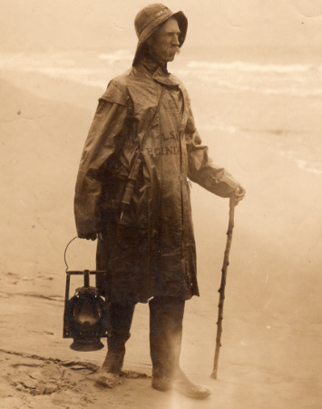 False Cape Lifesaving Watchman [Courtesy/False Cape State Park Staff]