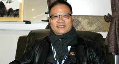 Image for Luxury Texture & Quality Design: John Lin Of Deeson RV [China (Beijing) International RV & Camping Exhibition]