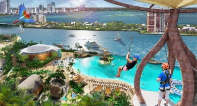 Image for News Blip: Jungle Island Of Miami Will Remodel