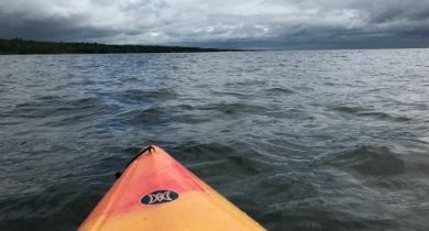 How To Paddle A Great Lake