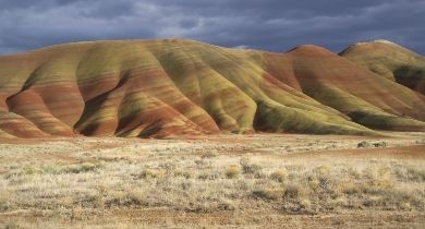 Image for Hiking Through A Mountain of Colors: Fossil Beds National Monument [Oregon]