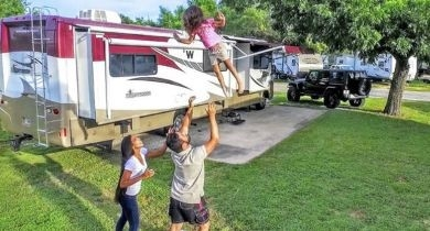 Image for News Blip: Millennials Adopting The RV Lifestyle