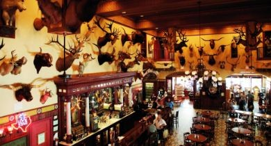 Image for Recollecting The Old West: Buckhorn Saloon & Museum [Texas]