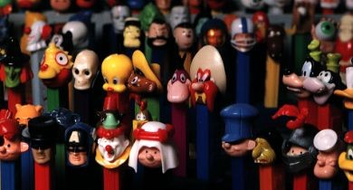 Image for Silly & Educational: Burlingame Museum Of Pez Memorabilia [California]