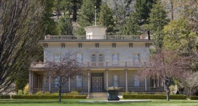 Image for A Woman's Story: Bowers Mansion [Nevada]