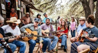 Image for The Simplicity Of Life: Luckenbach [Texas]