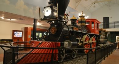 Past Revisited: The Southern Museum of Civil War & Locomotive History [Georgia]